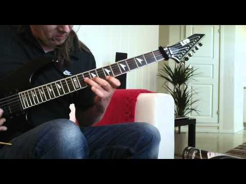 Guitar Triplet Shreding!