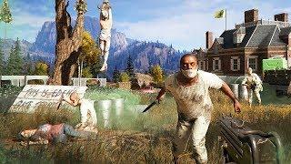 Far Cry 5 Прохождение #13 - Тюрьма округа Хоуп