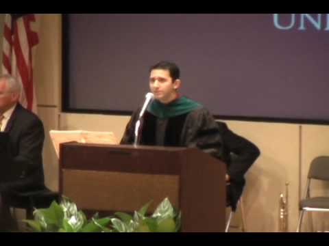 Chris' Graduation Speech.wmv