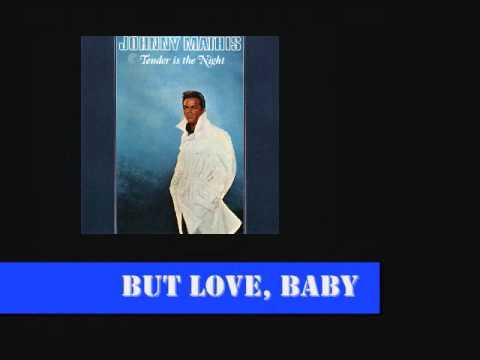 JOHNNY MATHIS-TENDER IS THE NIGHT-1964-FULL ALBUM