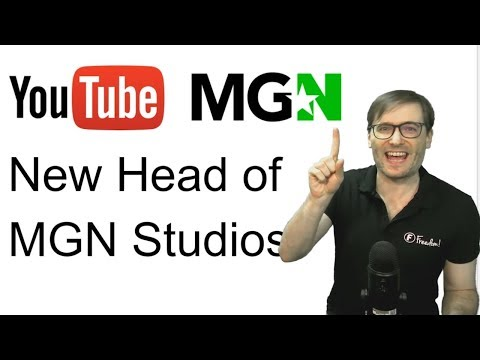 ★ New Head of MGN Studios - Meet Dave Fracchia!