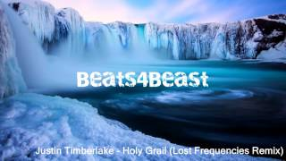 Justin Timberlake - Holy Grail (Lost Frequencies Remix)