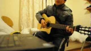 Ánh sáng của đời tôi - Chân Lê - Đệm hát guitar