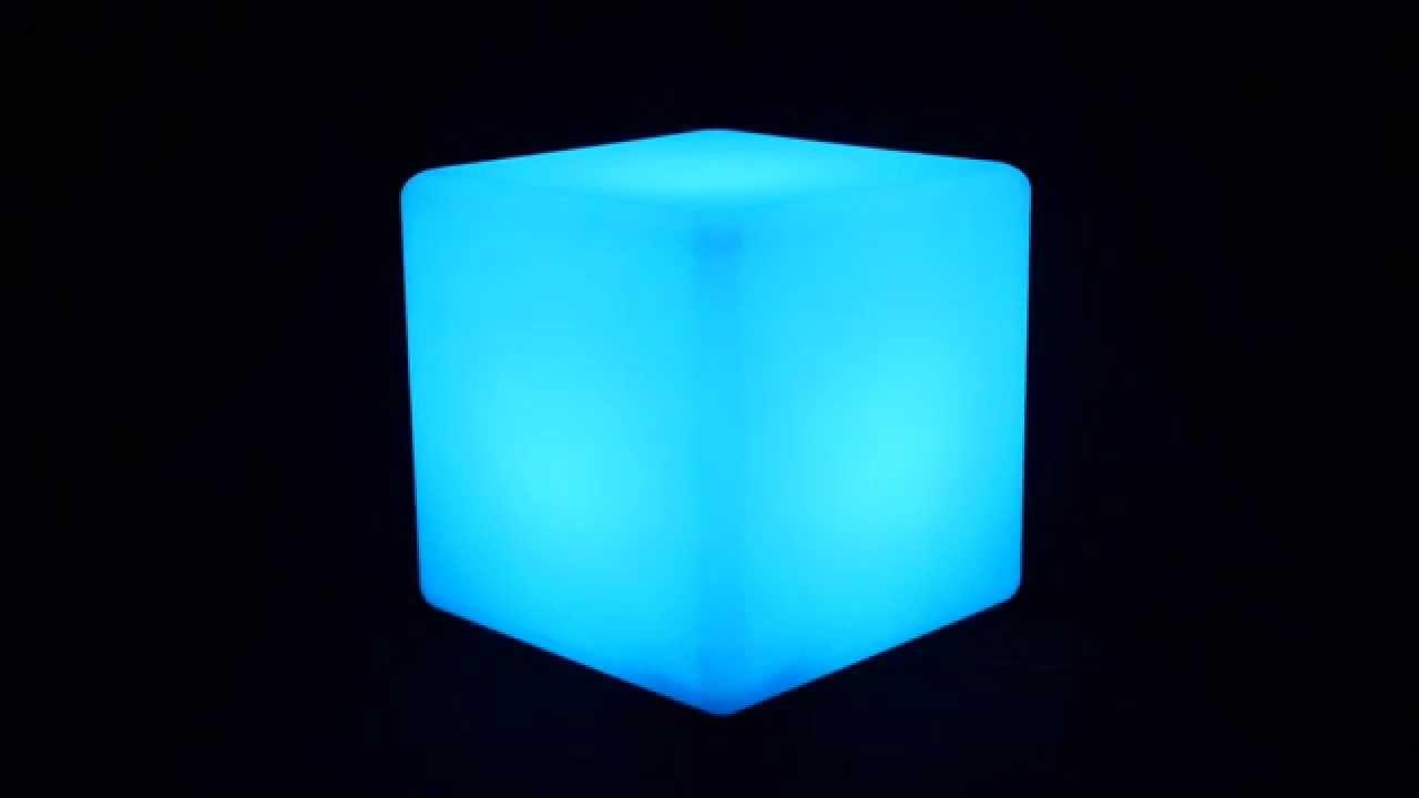 Superb Premier LED Furniture   LED Cube