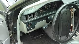 1987 Mercedes Benz 260e(2)