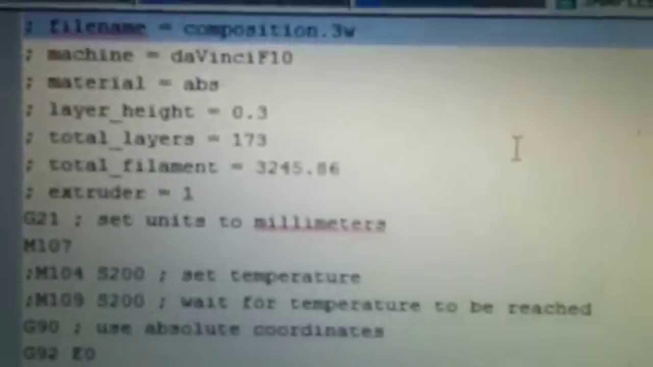 Using Non-Crappy Software With The Da Vinci Printer | Hackaday