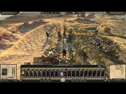 White Huns Vs Sassinids - Large 3 V 4 stack battle (SP)