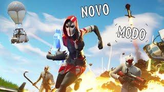 JOGANDO O NOVO MODO DO HIGHSTAKES! Fortnite (ft. Arthur Games 360)