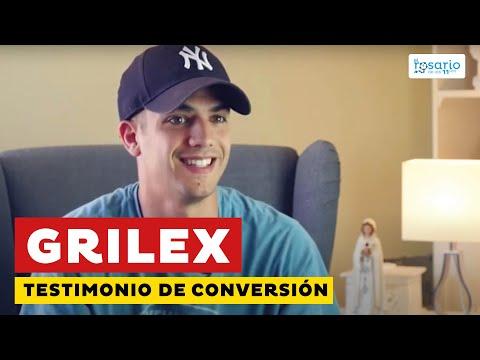 🔴TESTIMONIO DE CONVERSIÓN del rapero GRILEX