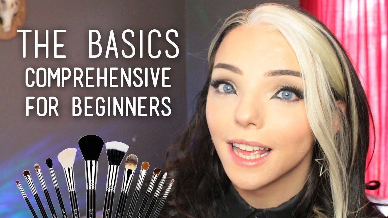 Transition 101 Make Up Class For Beginners Stef