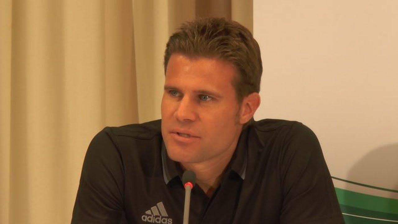 Schiedsrichter Dr. Felix Brych