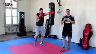 egy boxzsák segít a fogyásban