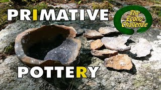 Primitive Clay Pottery - A Tribute To Ancient Ways