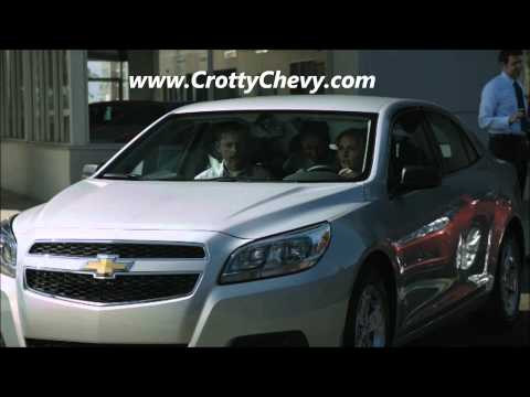 Crotty Chevrolet Total Confidence