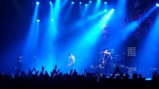 Broilers - Die Geister die ich Rief live in Düsseldorf 14.12.2012