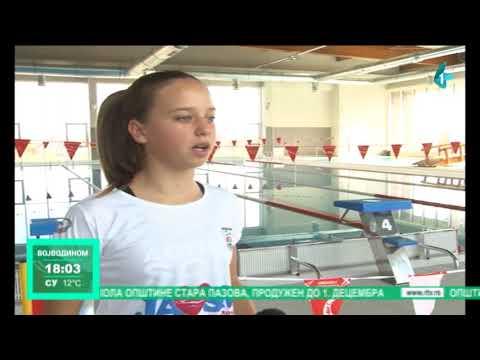 Otvoren bazen u Sremskoj Mitrovici