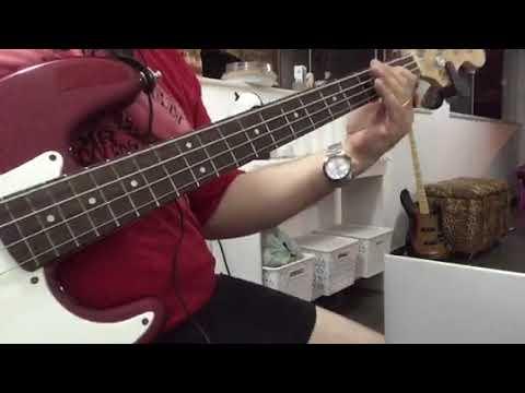 Spyro Gyra Joburg Jam - Bass Cover