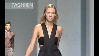 ALESSANDRO DELL'ACQUA Spring Summer 2008 Menswear Milan - Fashion Channel