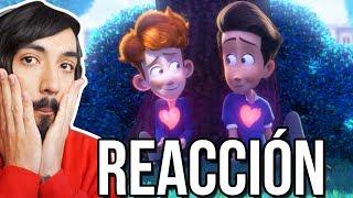 Una animaciÓn gay y muy adorable | in a heartbeat reacción