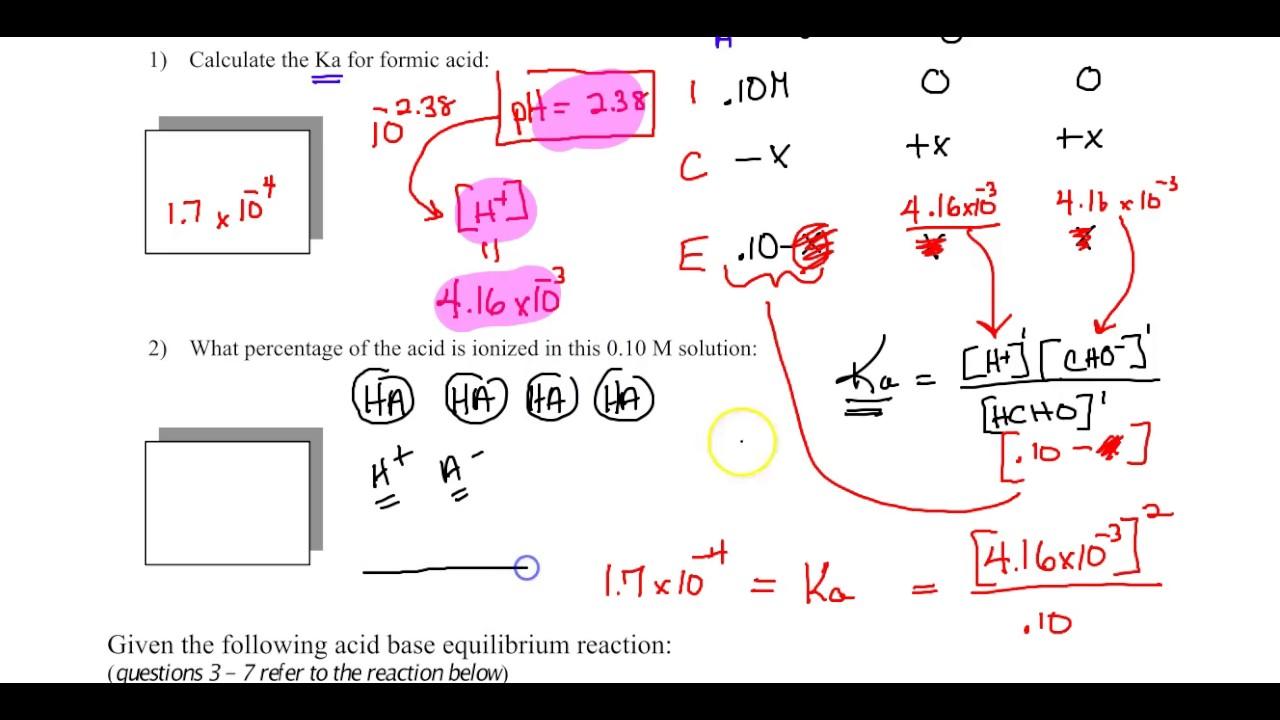 AP Chemistry Equilibrium Test Review Flashcards   Quizlet