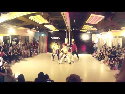 Singapore Actfa Dance School: Hip Hop Dance Student Recital 2016