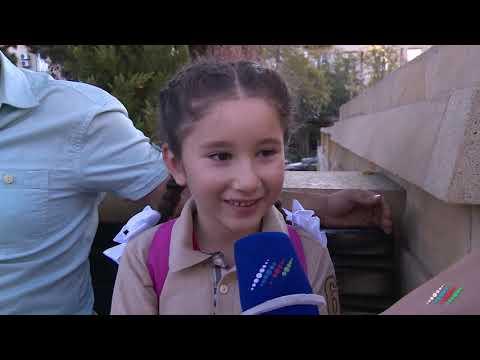 В азербайджанских школах
