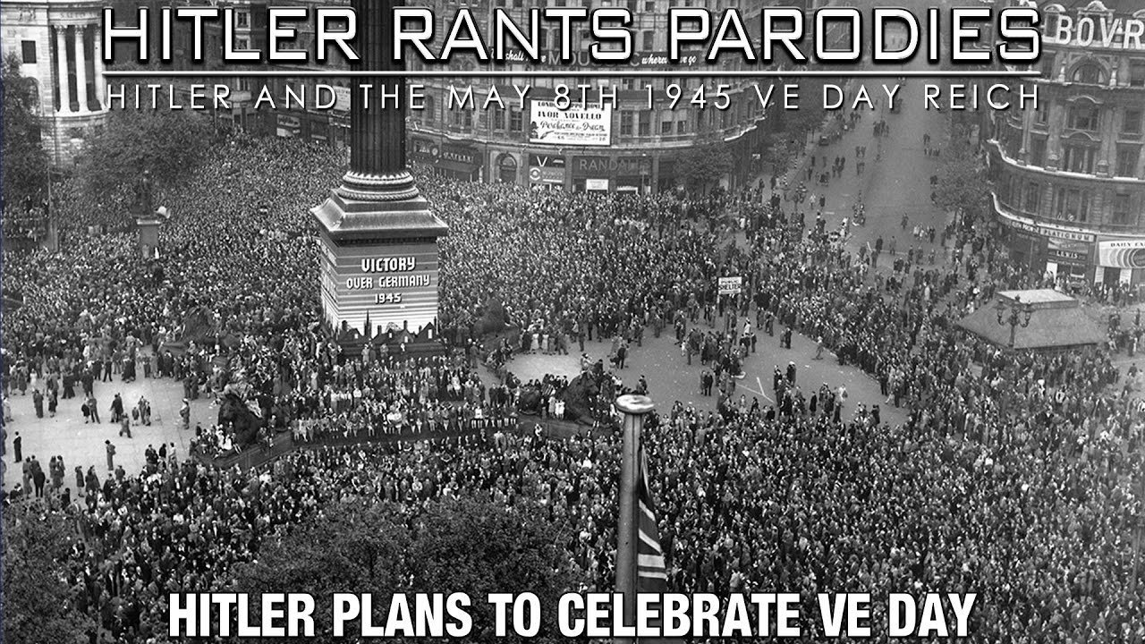 Hitler plans to celebrate VE Day