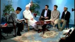 Liqa Ma'al Arab 12th March 1997 Question/Answer English/Arabic Islam Ahmadiyya