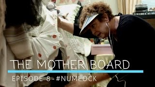 the mother board ep8 numlock