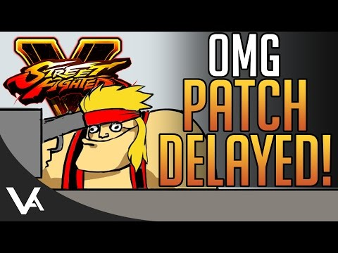 SFV - April Patch Update Delayed! New Beta Test & Next Character Reveal Soon For Street Fighter 5