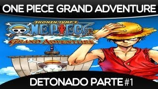 [PS2/NGC]One Piece Grand Adventure - Detonado Parte 1
