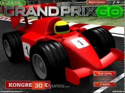 Formula 1 Grand Prix - 3D Oyuncu - 3D Oyunlar