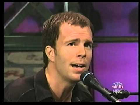 Ben Folds - Still Fighting It - The Tonight Show with Jay Leno - 2001