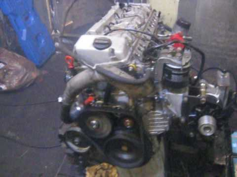 Repeat OM606 turbo Holset hx35 by cat - You2Repeat
