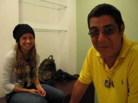 Zeca Pagodinho no mundo do rock