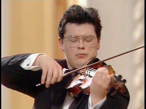 Vadim Repin plays Schubert & Prokofiev Violin Sonatas - video 1992