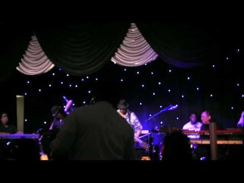 Big NY & Smooth Jazz Allstars, World is a Ghetto, Carlyle Club, Alexandria, VA 8/5/17 Elliot Levine