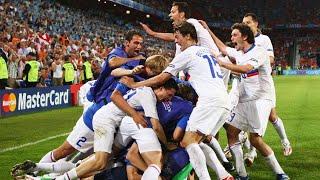 Дневник Евро 2008 после матча Россия Нидерланды