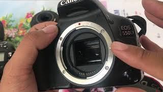 Cách sử dụng máy ảnh cơ Canon cho người mới | Dong Vu