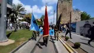 3 Mayıs Türkçüler Günü Yürüyüşü