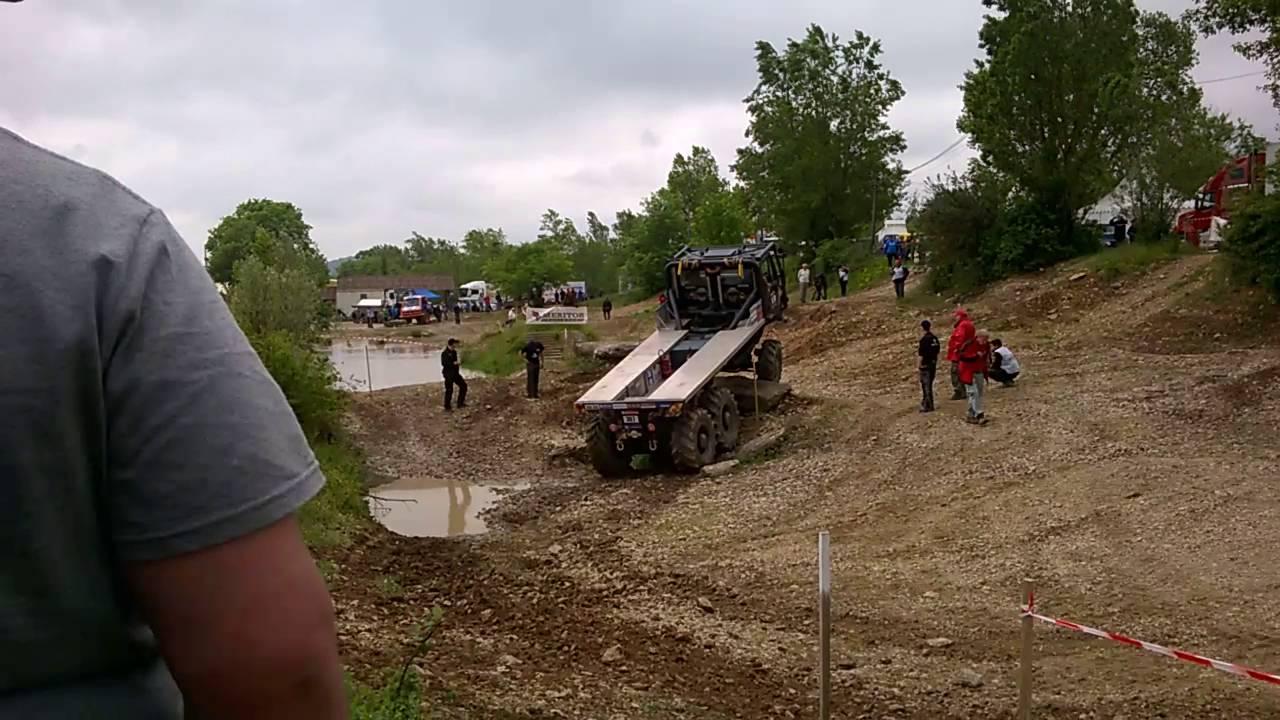 European truck trial montalieu 2016