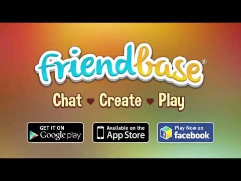Friendbase - Chat, Create, Play