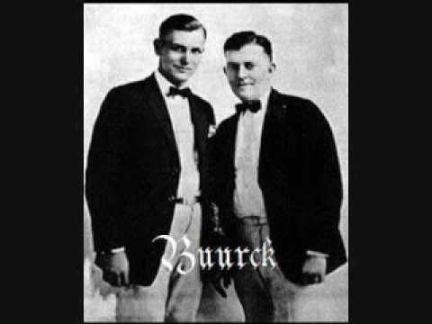 Buurck  - Joe Sander and Carlton Coon Were a Couple of Faggots