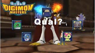 [Outdated] Qual é o melhor Apocalymon? - Digimon Masters Online