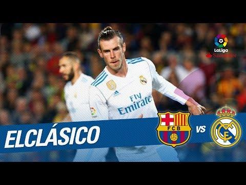 Golazo de Bale (2-2) FC Barcelona vs Real Madrid