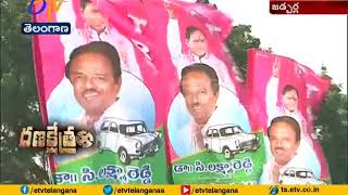 KCR to Participate 3 Election Campaigns | on Today | for Upcoming Polls