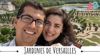 Jardines de Versalles: Todo lo que necesitas saber / Ana y Bern #Paris
