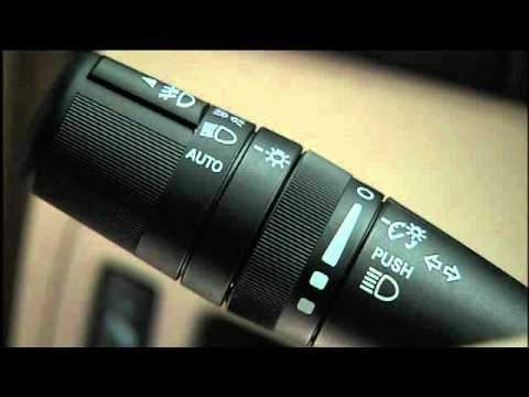 2012 Chrysler 200 Turn Signal-Lights Lever With Auto Headlights