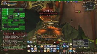 [WoW WoD] Supreme doom lord kazzak boss guide patch 6.2