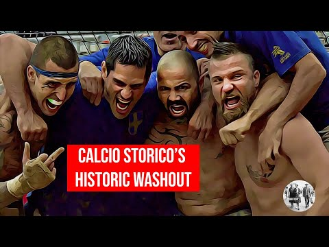 Calcio Storico (2013) - Italian historic football